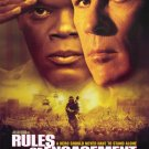 Rules of Engagement Original Double Sided Movie Poster 27x40