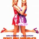 Romy and Michele's High School Reunion Original Double Sided Movie Poster 27x40
