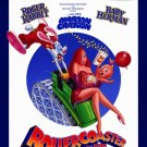 Rollercoaster Rabbit Original Double Sided Movie Poster 27x40
