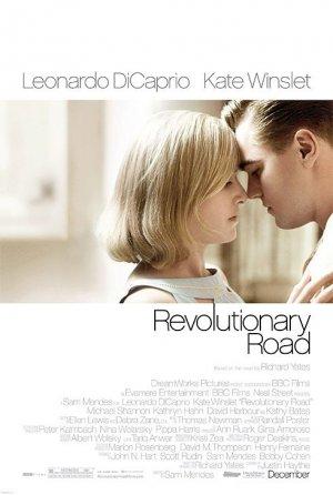 Revolutionary Roadl Original Double Sided Movie Poster 27x40