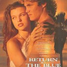 Return To The Blue Lagoon Original Double Sided Movie Poster 27x40