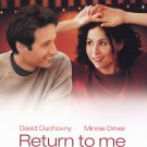 Return To Me Original Single Sided Movie Poster 27x40