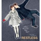 Restless Original Double Sided Movie Poster 27x40
