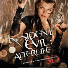 Resident Evil 4 : After Life Final Original Movie Poster  Double Sided 27 X40