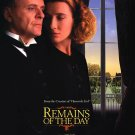 Remains Of The Day  Original Movie Poster  Single Sided 27 X40