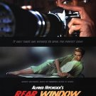 Rear Window 1997 Re-Issue Original Movie Poster  Double Sided 27 X40