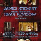 Rear Window 1997 Re-Issue Original Movie Poster  Single Sided 27 X40