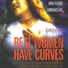 Real Women have Curves Original Movie Poster  Single Sided 27 X40