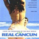 Real Cancun Original Movie Poster  Single Sided 27 X40