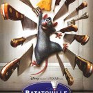 Ratatouille Advance.Original Movie Poster  Double Sided 27 X40