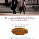 Rainmaker Original Movie Poster  Double Sided 27 X40