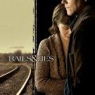 Rail & Ties Original Movie Poster  Double Sided 27 X40