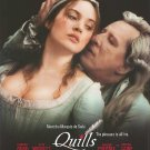 Quills Original Movie Poster  Single Sided 27 X40