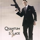 Quantum Of Solace Advance B Original Movie Poster  Double Sided 27 X40