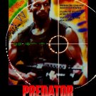 Predator 1987 Original Movie Poster Single Sided 27 X40
