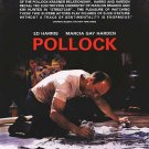 Pollock Magic Original Movie Poster Single Sided 27 X40