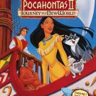 Pocahontas II Dvd Poster Original Movie Poster Single Sided 27 X40