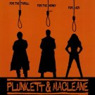 Plunkett & Macleane Original Movie Poster  Double Sided 27 X40