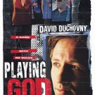 Playing God Original Movie Poster Single Sided 27 X40