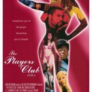Players Club Original Movie Poster Single Sided 27 X40