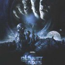 Planet of the Apes Ver C Original Movie Poster Double Sided 27 X40