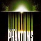 Phantoms Original Movie Poster Single Sided 27 X40