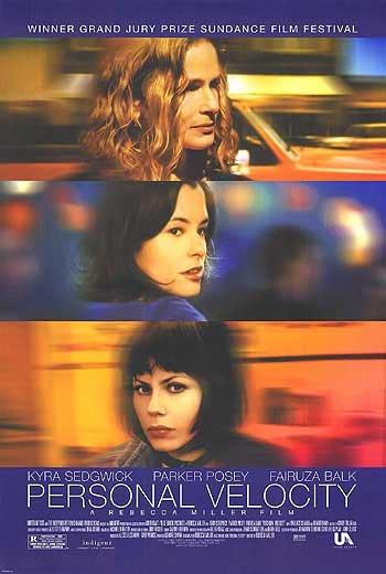 Personal Velocity Original Movie Poster Single Sided 27 X40