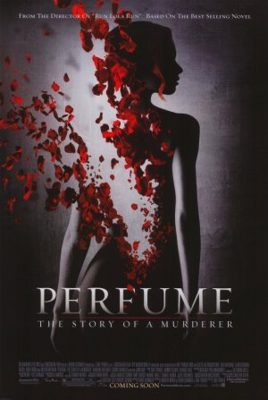 Perfume Original Movie Poster Double Sided 27 X40