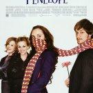 Penelope Original Movie Poster Single Sided 27 X40