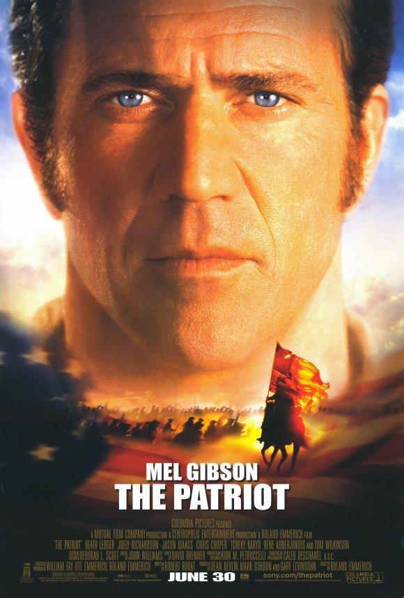 Patriot Regular Original Movie Poster Single Sided 27 X40
