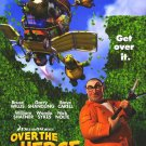 Over The Hedge Final Original Movie Poster Double Sided 27 X40