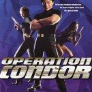Operation Condor Original Movie Poster Single Sided 27 X40