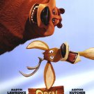 Open Season Version A Original Movie Poster Double Sided 27 X40