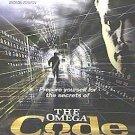 Omega Code Original Movie Poster Single Sided 27 X40