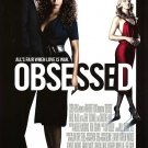 Obsessed Original Movie Poster Double Sided 27 X40