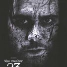 Number 23 Original Movie Poster Double Sided 27 X40