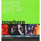 Nowhere Original Movie Poster Double Sided 27 X40
