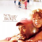 Not Easily Broken Original Movie Poster Double Sided 27 X40