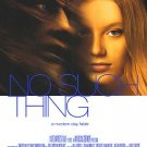 No Such thing Original Movie Poster Single Sided 27 X40