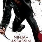 Ninja Assassins Original Movie Poster Double Sided 27 X40