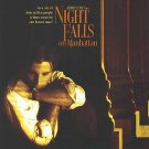 Night Falls on Manhattan  Original Movie Poster Double Sided 27 X40