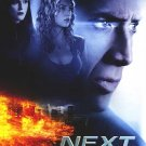 Next Original Movie Poster Double Sided 27 X40