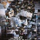 Next 3 Days Version B Original Movie Poster Double Sided 27 X40