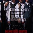 Newton Boys Original Movie Poster Single Sided 27 X40
