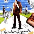 Napoleon Dynamite Original Movie Poster Double Sided 27 X40