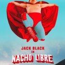 Nacho Libre Advance Ver B Original Movie Poster Single Sided 27 X40