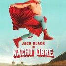 Nacho Libre Advance Ver A Original Movie Poster Single Sided 27 X40