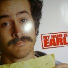 My Name Is Earl Original Movie Poster Single Sided 21x30