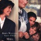 Mrs. Doubtfire Original Movie Poster  Double Sided 27 X40
