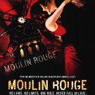Moulin Rouge Version G Original Movie  Poster Double Sided 27 X40 DBL SIDED